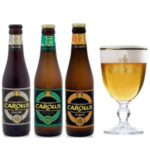 Kit Carolus 330ml