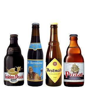Kit Cervejas Forte e Alcoólicas