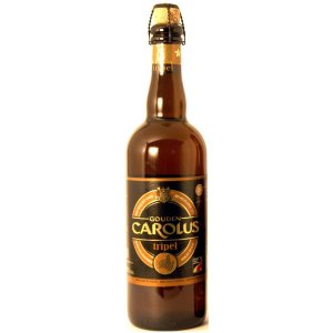 Cerveja Belga Gouden Carolus Tripel 750ml