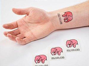 Tatuagem de Rena Delirium