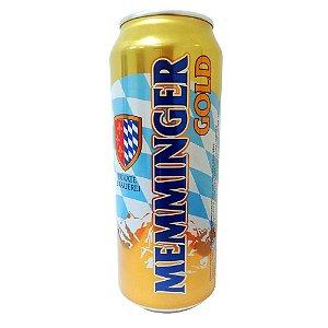 Cerveja Alemã Memminger Gold 500ml