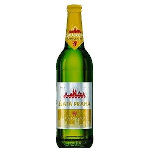 Cerveja Tcheca Zlata Praha 500ML