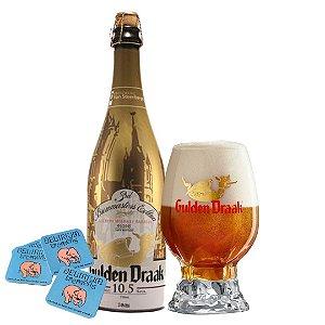 Combo Gulden Draak Brewmater 750ml