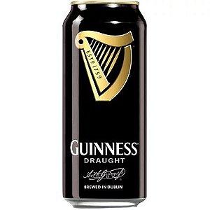 Cerveja Irlandesa Guinness Draught Stout 440ml