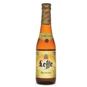 Cerveja Belga de Abadia Leffe Blonde 330ml