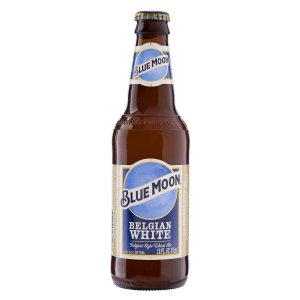 Cerveja Americana Blue Moon Belgian White Ale 355ml