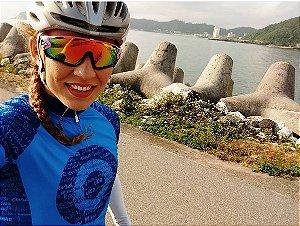 Camisa Ciclismo - Novembro Azul