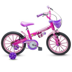 Bicicleta  Infantil Top Girls Nathor Aro 16