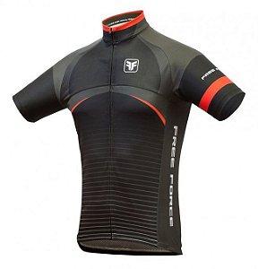 Camisa Free Force Range Preta - P