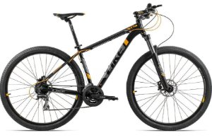 Bicicleta Aro 29 Mountain Bike Like M2 - 24V - Black - Quadro 17