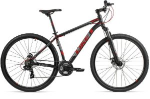 Bicicleta Aro 29 Mountain Bike Like M1 PLUS - 21V - Quadro 17