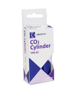 CO2 Cylinder - Kronyo - Kit 2 Cilindros