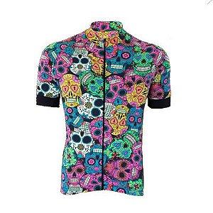 Camisa Lacarrera Premium - Los Muertos - Coleção Catrina