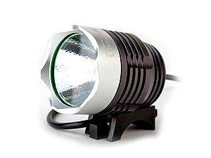 Farol Dianteiro Bicicleta - Stormy LED - Recarregável - 1000 Lumens