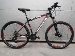 Bicicleta 29 Mountain Bike 24 Vivatec Agile Vermelha