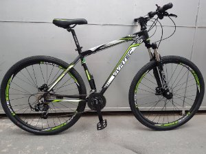 Bicicleta 29 Mountain Bike 24 Vivatec Agile Verde - Quadro 15