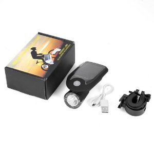 Farol Dianteiro USB Energia Solar 240