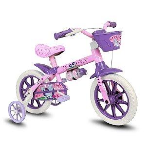 Bicicleta Infantil Cat Nathor Aro 12