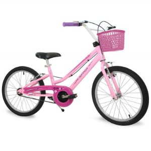 Bicicleta Infantil Bella Nathor Aro 20 Raiada
