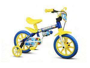 Bicicleta Infantil Nathor Aro 12 Shark