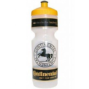 Caramanhola Continental 700ml Transparente Com Preto e Amarelo
