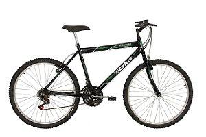 Bicicleta Status Belíssima R26 Preto Brilhante