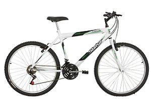 Bicicleta Status Lenda R26 18v Branca
