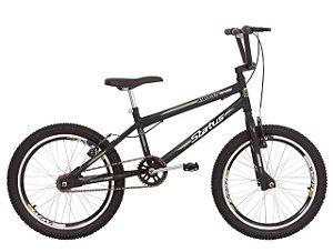 Bicicleta Status Cross Action R20 Preta Fosca