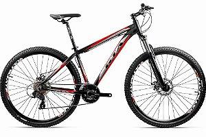 Bicicleta GTA NX9 Aro 29 Vermelha