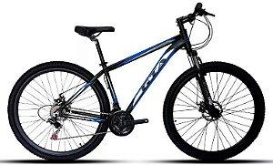 Bicicleta GTA NX9 Aro 29 Azul