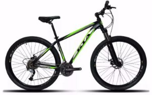 Bicicleta GTA NX9 Aro 29 Verde