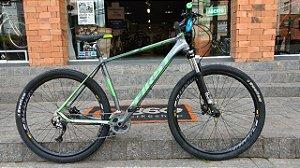 Bicicleta First Athymus Shimano Alívio 27V Aro 29
