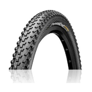 "Pneu Continental Cross King 27,5""x 2.2 - Performance - Preto/Dobrável - 2018"