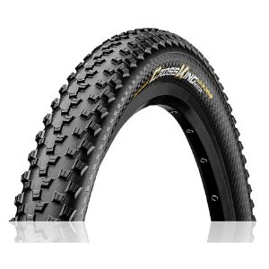 "Pneu Continental Cross King 27,5""x 2.3 - Protection - Preto/Dobrável - 2018"