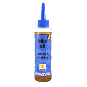 Óleo Lubrificante Morgan Blue Bike Oil 125ml