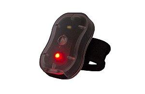 Sinalizador X-Plore Clip USB Luz Branca/Vermelha