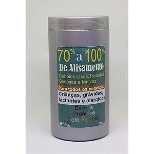 Escova Orgânica Máscara 70 à 100% de Alisamento 1kg