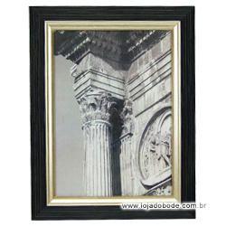 """Quadro """"Joias da Arquitetura"""" Coluna do Templo"""