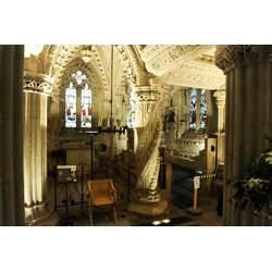 Tela - A Capela de Rosslyn - Escócia