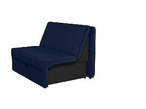 Sofá Cama Malu - Azul veloart