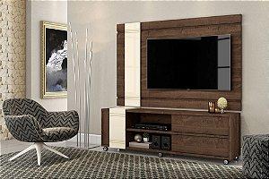 Rack Bancada com Painel para TV Orion Madero / off White - Mobler