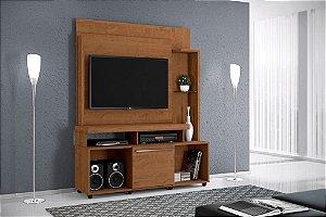 Estante Home Theather para TV até 48 Pol. Cancun Nature - Mobler