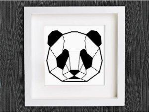 Panda Geométrico
