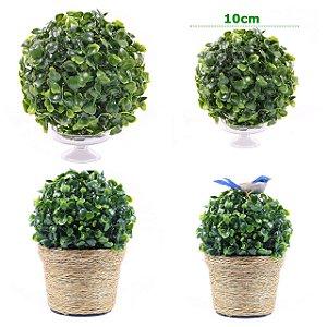 Bolas de Buchinho ou Grama Artificial 10cm - 2 unidades