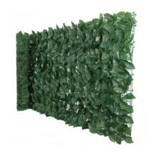 Muro Inglês com Folhas de Ficus Artificial 2 m x 1 m