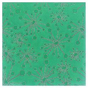 Placa de Textura Emboss 14 cm x 14 cm Pistilo