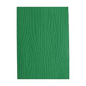 Placa de Textura Emboss 10,6 cm x 15 cm Árvore
