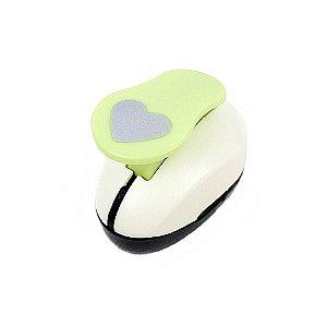 Furador para Papel e EVA 2,5 cm Coração