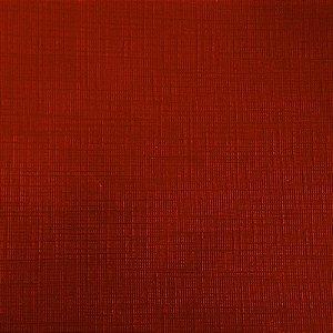 Papel para Scrapbook Plast Linho 30,5x30,5 Art0108 Bordeaux