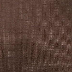 Papel para Scrapbook Plast Linho 30,5x30,5 Art0109 Amêndoa